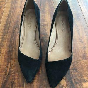 Madewell Mira Heels- black